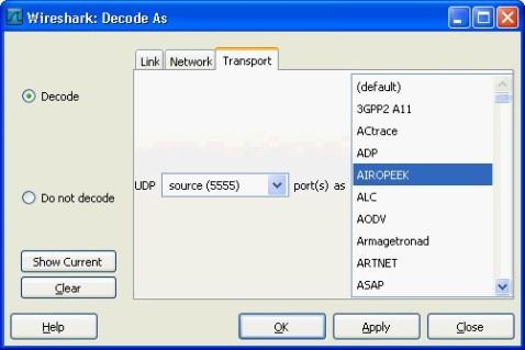 Sniffer_Wireshark_DecodeAs